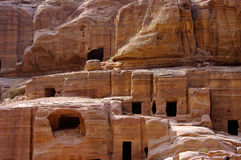 Petra, Jordan. Stock Photography