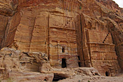 Petra, Jordan. Royalty Free Stock Photo