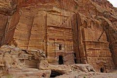 Petra, Jordan. royalty free stock photo