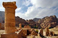 Petra, Jordan. Stock Image