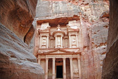 Petra Jordan Royalty Free Stock Photos