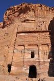 Petra-Jordan Royalty Free Stock Photo