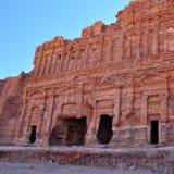 Petra-Jordan Royalty Free Stock Image