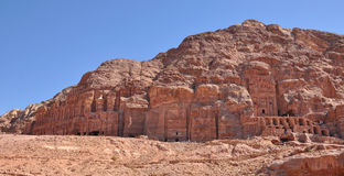 Petra-Jordan Stock Photography