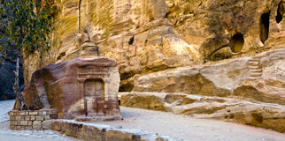 Petra - Jordan Royalty Free Stock Images