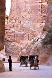 Petra - Jordan Stock Photos