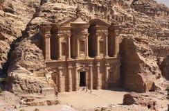 Petra in Jordan Royalty Free Stock Images