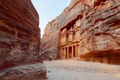 Petra. Jordan Royalty Free Stock Photo