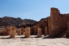 Petra in Jordan Stock Images