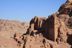 Petra Jordan Royalty Free Stock Images