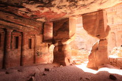 Petra Jordan Stock Image