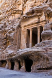Petra - Jordan (Little Petra) Royalty Free Stock Image