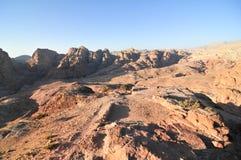 Petra, Jordan Royalty Free Stock Photo