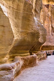 Petra - Jordan Royalty Free Stock Photography