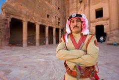 Petra in Jordan Stock Photography