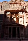 Petra in Jordan Stock Image