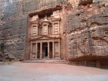 Petra - Jordanië Royalty-vrije Stock Foto
