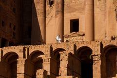 Petra, Jordanië Stock Afbeelding