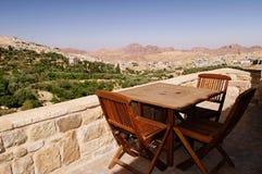 Petra, Jordania Imagenes de archivo