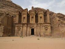 Petra, Jordania Fotografía de archivo libre de regalías