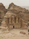 Petra, Jordania Fotografía de archivo