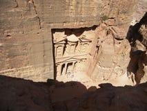 Petra, Jordania Foto de archivo