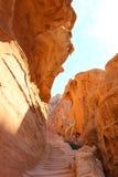 PETRA (Jordanie) Image stock