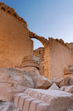 PETRA, Jordanien Stockbilder