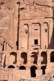 PETRA Jordanien Stockbilder