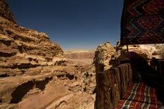 PETRA, Jordanien Lizenzfreie Stockfotografie