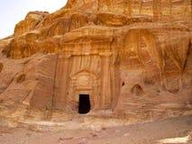 PETRA - Jordanien Lizenzfreie Stockbilder