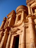 PETRA, Jordanien Stockfotos