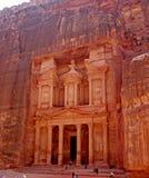 PETRA, Jordão Imagem de Stock Royalty Free