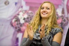 Petra Kvitova Royalty Free Stock Photography