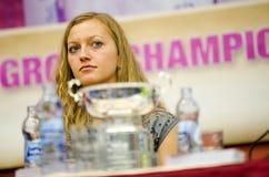 Petra Kvitova Royalty Free Stock Images