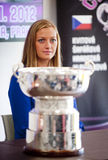 Petra Kvitova Royalty Free Stock Photos
