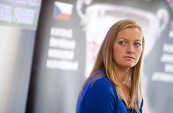 Petra Kvitova Royalty Free Stock Image