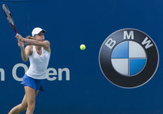 Petra Martic at WTA BMW Malaysian Open Royalty Free Stock Images