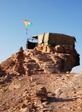 Petra mountains, Jordan Royalty Free Stock Photos
