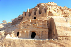 Petra - Nabataeans capital city Royalty Free Stock Photography