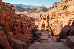 Petra Nature Stock Photos