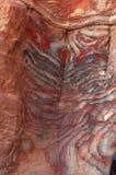 PETRA, parco archeologico, Giordania, Medio Oriente Fotografie Stock