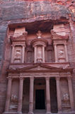 Petra som är arkeologisk parkerar, Jordanien, Mellanösten Royaltyfri Bild