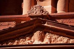 Petra som är arkeologisk parkerar, Jordanien, Mellanösten Royaltyfria Foton