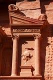 Petra som är arkeologisk parkerar, Jordanien, Mellanösten arkivfoto