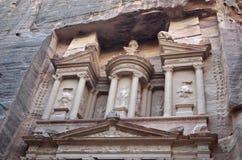 The  Petra Royalty Free Stock Photo