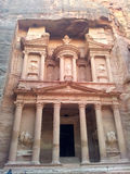 The  Petra Royalty Free Stock Photography