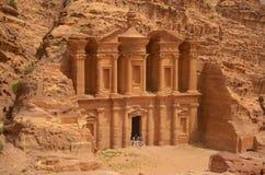 Petra Tomb Stock Image