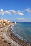 Petra Tou Romiu Stock Photo