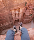 Petra. Stock Photos